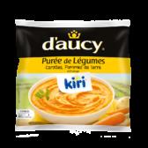 Purée carottes et pommes de terre au KIRI