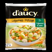 Légumes potage