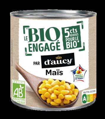 maïs bio d'aucy