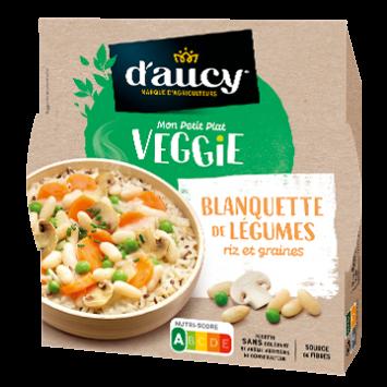Blanquette de légumes d'aucy 2020