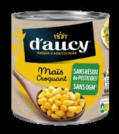 Maïs Sans résidu de pesticides - d'aucy